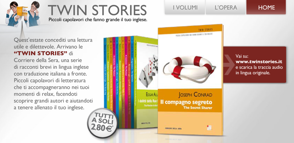 TWIN STORIES