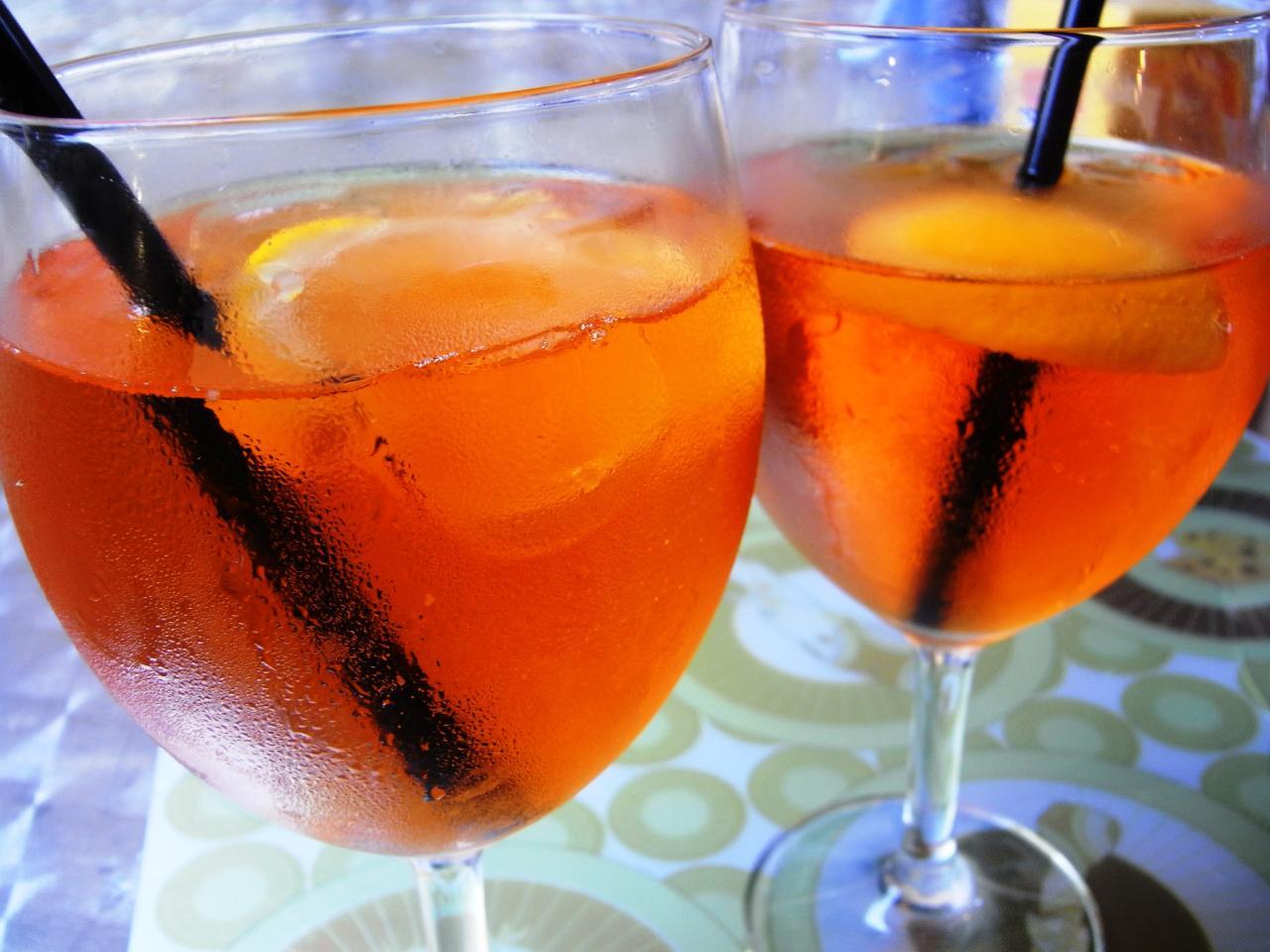 Il pirlo linda liguori for Bicchiere da spritz