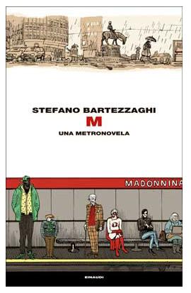 M una Metronovela di Stefano Bartezzaghi