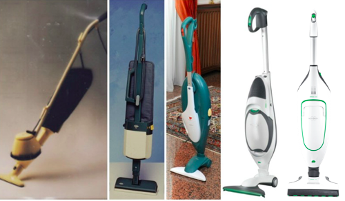 Folletto koboldi e aiutanti domestici linda liguori - Scopa elettrica worker folletto ...