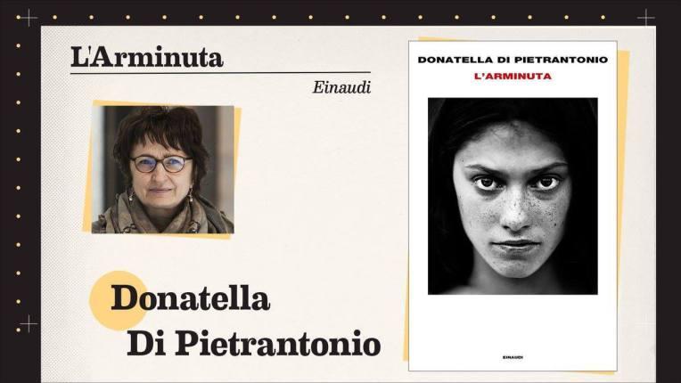 L'Arminuta Campiello 2017, con la protagonista senza nome