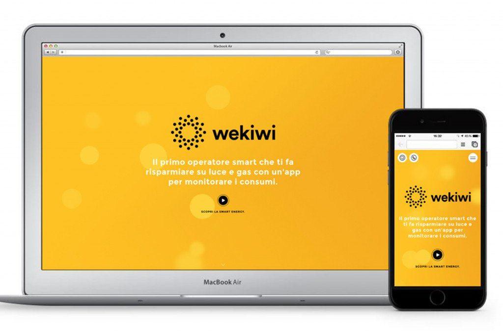 """WEKIWI """"il kiwi dell'energia"""""""