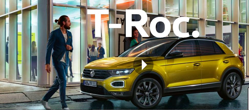 T-ROC, KARL ROCKS … ROC/ROCK SI INFLAZIONA TRA I SUV