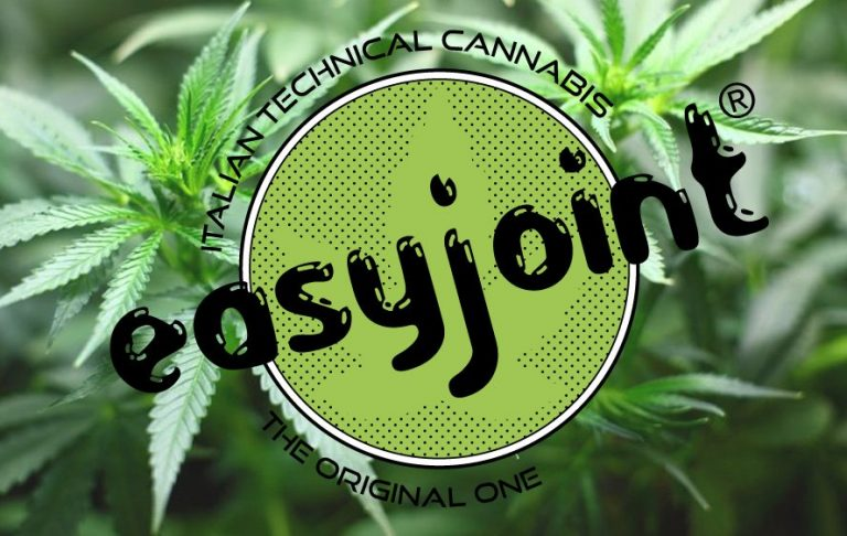 LA CANNABIS LIGHT È PASSATA IL MARCHIO EASYJOINT NO