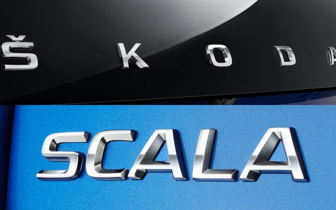 SKODA SCALA A SCANSO DI SCONVENIENZE